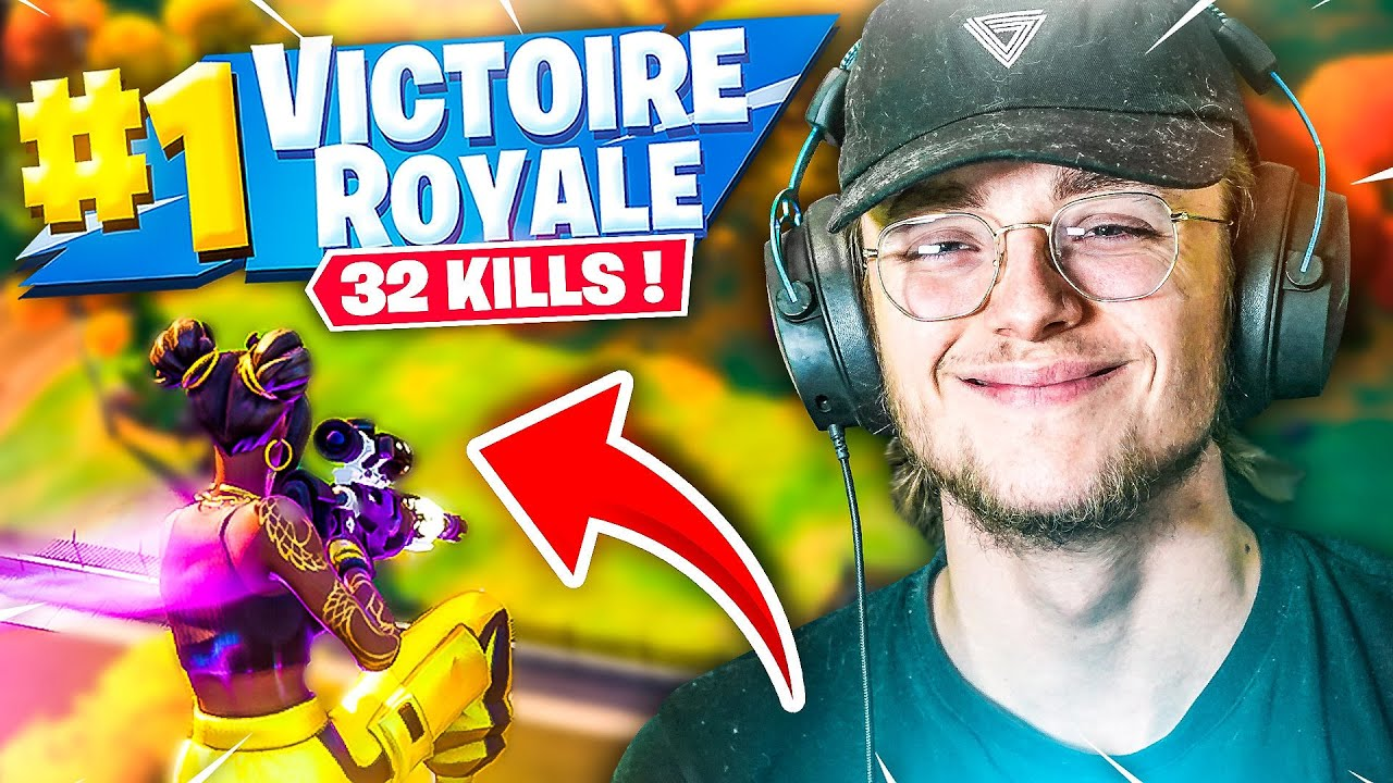 MA GAME LA PLUS INCROYABLE ! (+32 KILLS TRIPLE CLUTCH)
