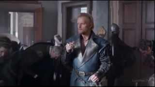 Шевалье, который редко смеялся (Рошфор - The Musketeers; Йовин)