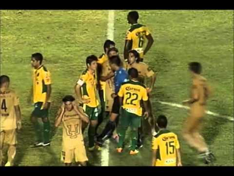 Merida FC 2-1 Pumas U.N.A.M.