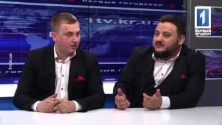 Дмитрий Харламов – капитан и Роман Романовский – фронтмен команды КВН «Генералы РК»