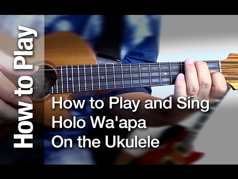 how to sing and strum ukulele at the same time