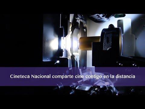 Cineteca Nacional contigo en la distancia