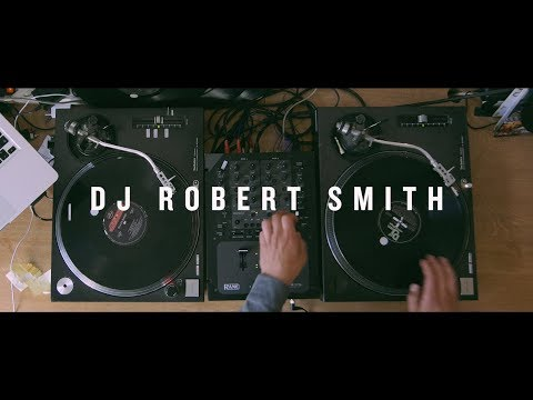 INSIDE TURNTABLISTS - DJ ROBERT SMITH ROUTINE