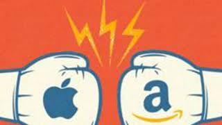 vuclip Apple Contra Amazon: La Batalla De Titanes De Los Gigantes Del Billón De Dólares
