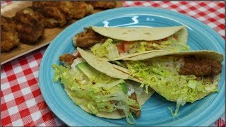 Panfried Catfish Tacos~Easy Summer Meal Ideas~Fish Tacos Recipe~Noreen's Kitchen
