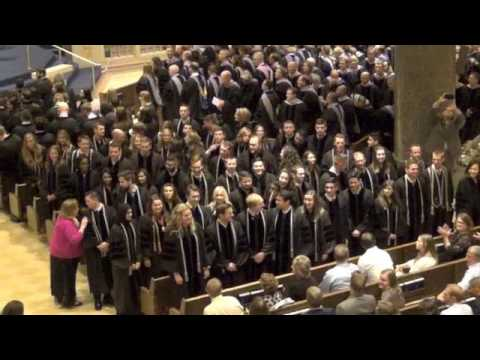 Marquette University School of Dentistry Class of 2017 Hooding Ceremony
