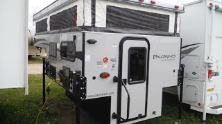 2017 Palomino Backpack SS550 Pop Up Truck Camper @ Camp-Out RV in Stratford