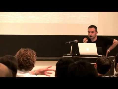 Dean's Honorary Lecture - Alejandro Zaera-Polo -Staedelschule Architecture Class (SAC) - 2012