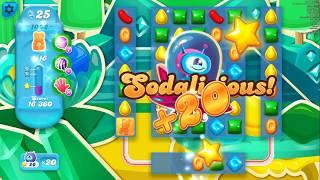 Candy Crush Soda Saga Level 1002 and level 1003