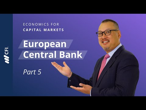 European Central Bank and Key Policy Rates -  Economics for Capital Markets Part 5 of 9