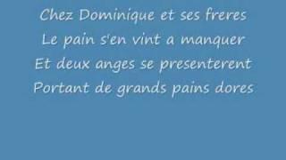 Soeur Sourire - Dominique lyrics