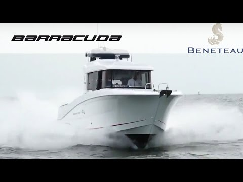 Beneteau Barracuda 9 - Features by BoatTest.com