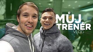 Na nákupu s trenérem a nová spolupráce s LEGEM [ VLOG ]