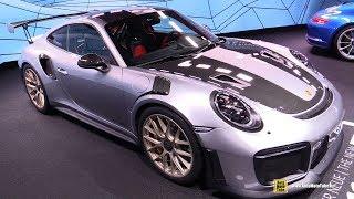2018 Porsche 911 GT2 RS - Exterior and Interior Walkaround - 2017 Frankfurt Auto Show