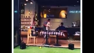 Chú cún dễ thương nhảy theo nhạc - Bi Rain