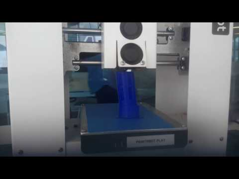 3d printing the leaning tower of Pisa  (part 2)