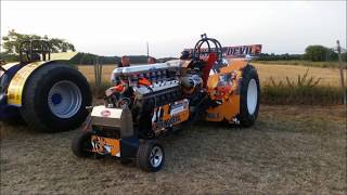 Smoking Devil Tractor Pulling Team Viyoutubecom