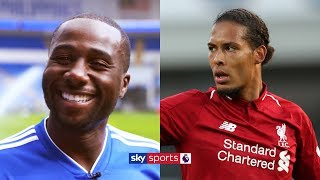 Sol Bamba reacts to Neil Warnock saying he is 'better than Virgil Van Dijk'!