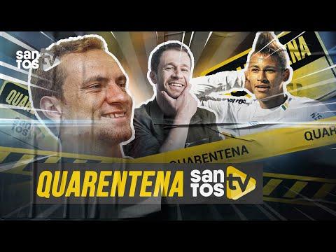 EP. 05| #QUARENTENA (😷) SANTOS TV