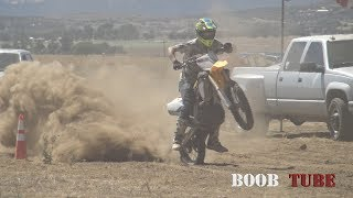 CARS, TRUCKS, SAND RAILS, DIRT BIKES YOU NAME IT THEY RACED IT, AT ...