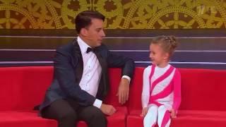 The Best Moments- Лучше всех! Воздушная гимнастка покорила сердце Галкина