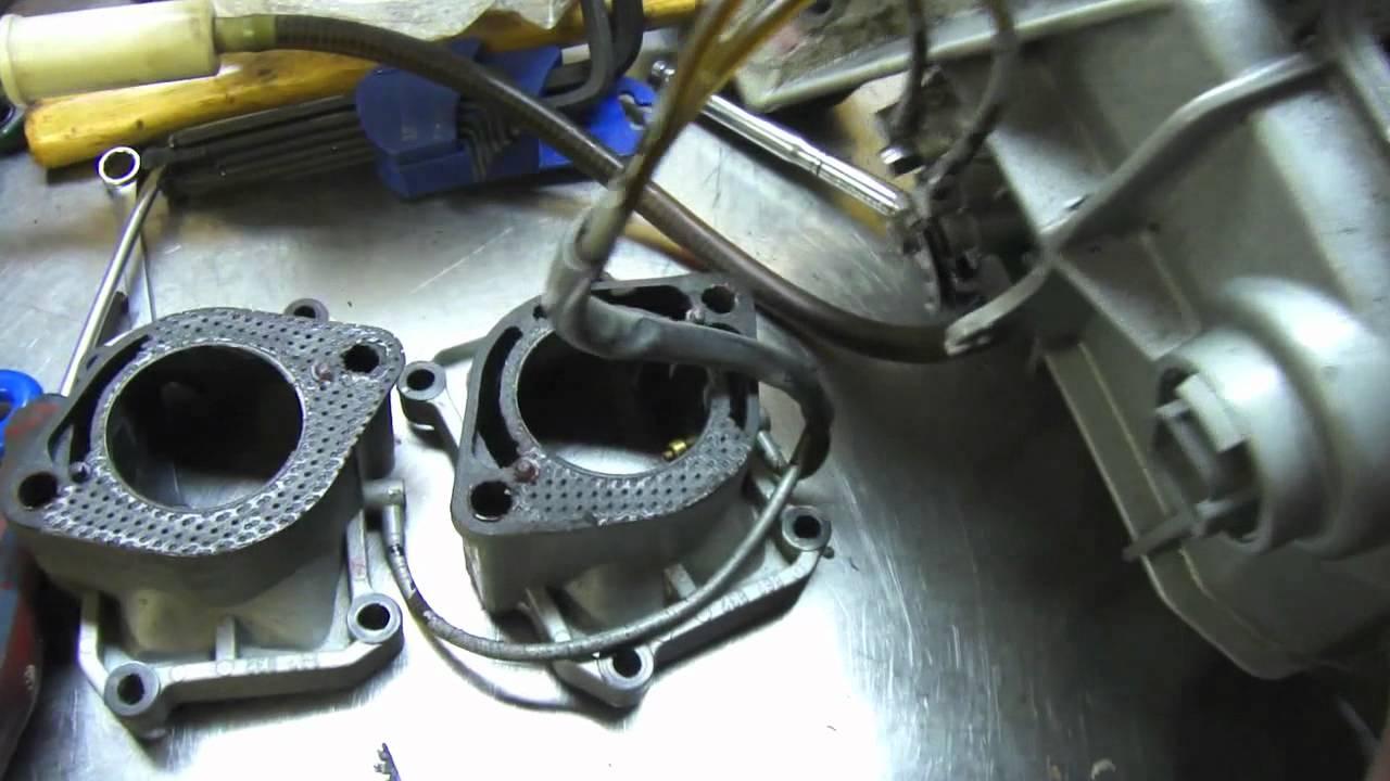 inside a seadoo 951 motor [ 1280 x 720 Pixel ]