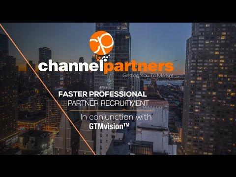 Faster Professional Partner Recruitment