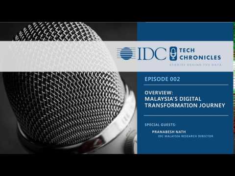 Overview: Malaysia's Digital Transformation Journey