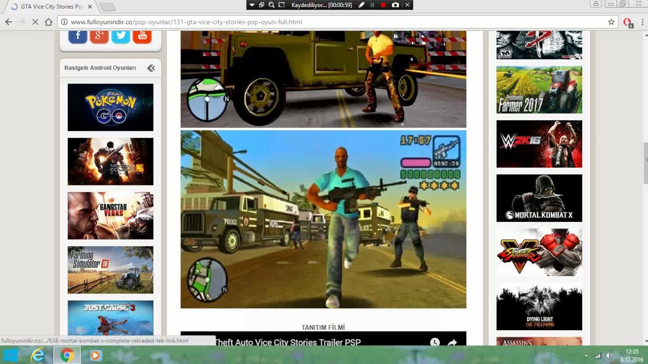psp gta vice city stories 100 save game download