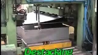 как производят стальные бочки(Грайф - лидирующая компания международного уровня по производству стальных бочек. В России производства..., 2013-01-15T06:13:56.000Z)