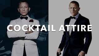What is Cocktail Attire for Men: GQ Style Guide