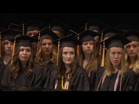 Spring 2017 University of Iowa College of Nursing Commencement - May 13, 2017 on YouTube