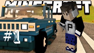 Minecraft : Corrida Ayrton Senna Do Minecraft #1