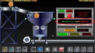 Smart Project 2020 - 2° Classificato - Automatic Paper Production