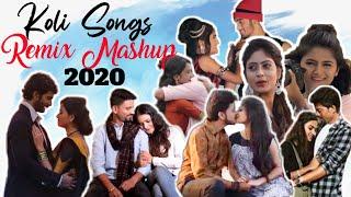Agri Koli Songs Love Mashup   Romantic Koli New Songs 2020   Non Stop Mix  