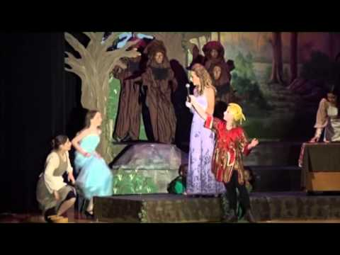 INTO THE WOODS Jr. Full Show