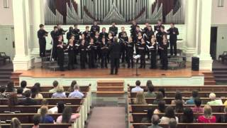 Hark I Hear the Harps Eternal - Parker - Samford A Cappella Choir
