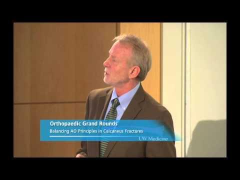Balancing AO Principles in Calcaneus Fractures