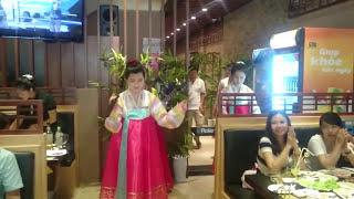 Hot Girl Triều Tiên hát nhạc Việt Nam cực chất