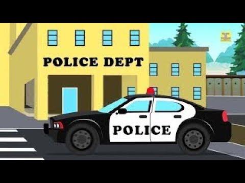 Машинки мультики  - Город машинок! Развивающий мультфильм для самых маленьких детей.