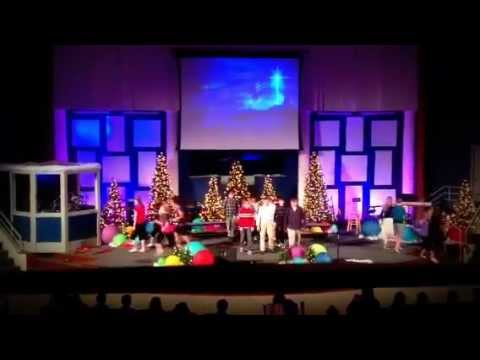 Olympic Christian School Christmas show
