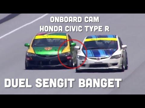 DUEL DI SEPANG | OnBoard Cam Civic Type R | MCS Rd 4 2018 | VLOG #52