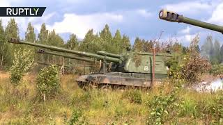 Zapad 2017: 12K+ troops participate in the 2nd stage of Russia-Belarus military drills