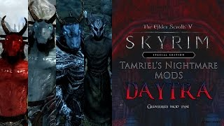 Skyrim SE Mod - Daytra Demons