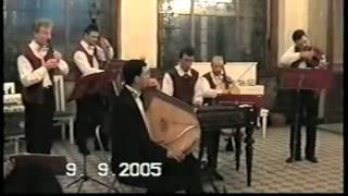 Dmytro Hubyak, bandura - Д. Бортнянський - Concert D-dur