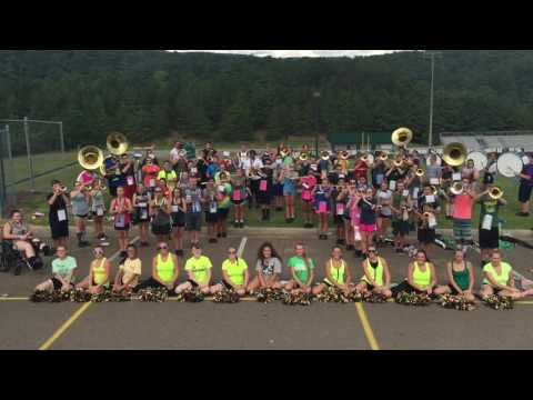 Pickens High School Band (GA) for Kicks 101.5