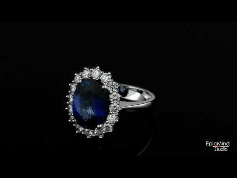 Princess Diana ring & Prince William engagement ring design