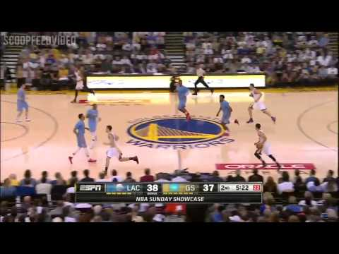 LA Clippers vs Golden State Warriors   Full Game Highlights  March 8 2015  NBA 2014 15 Season