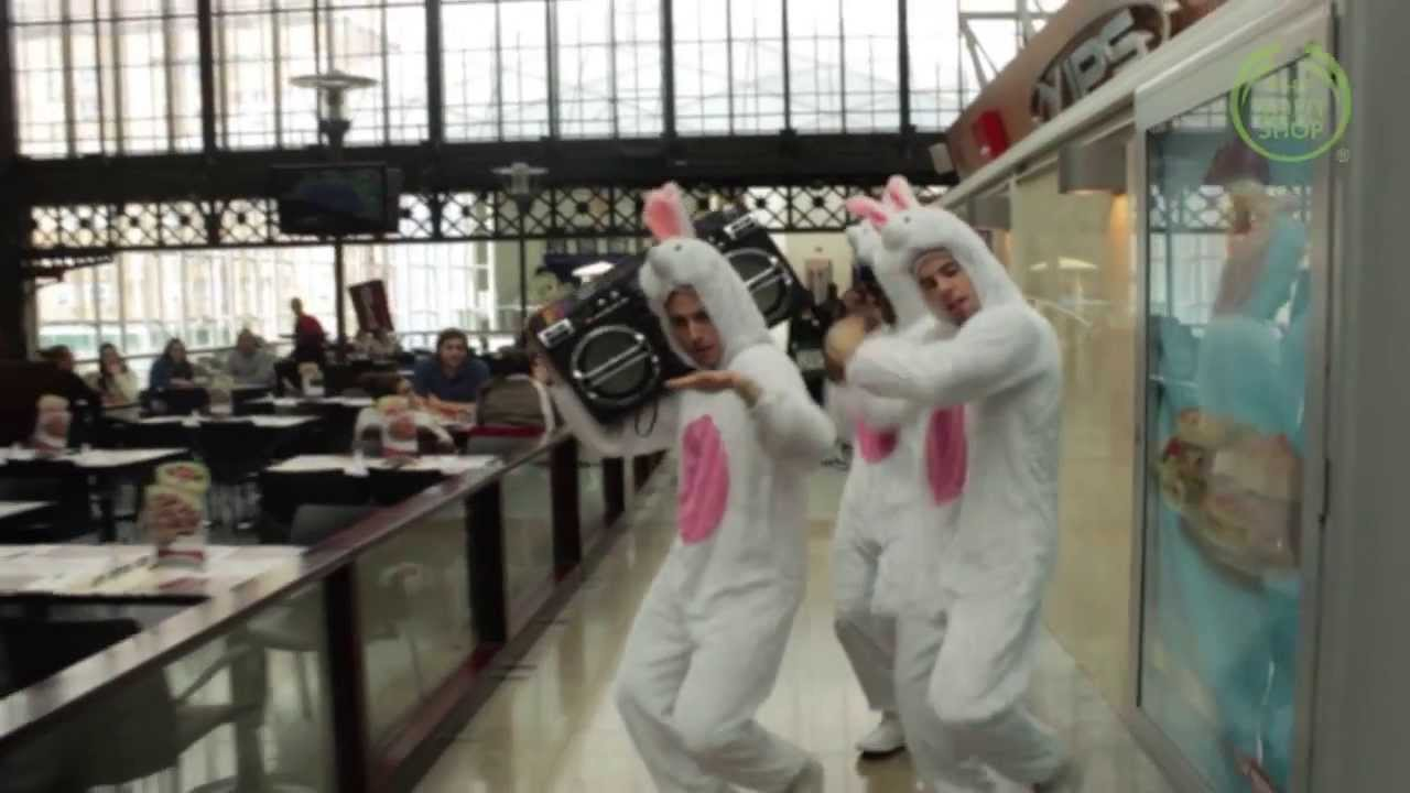 Make Bunnies Happy - Sign To Ban Animal Testing In Cosmetics - The Body Shop