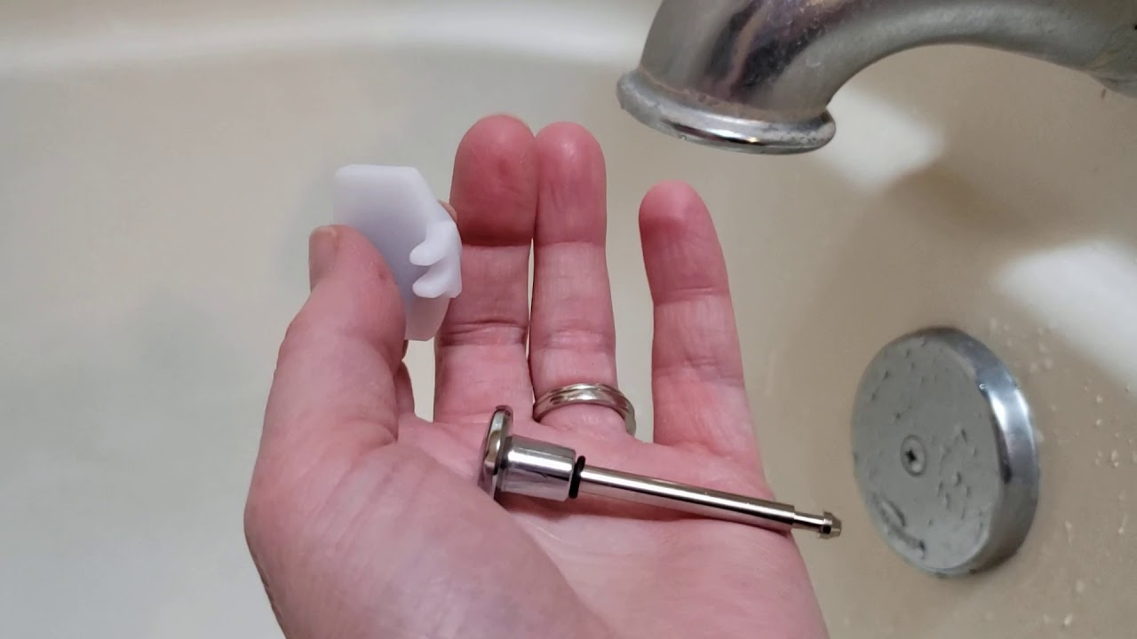 Shower diverter gate replacement - YouTube